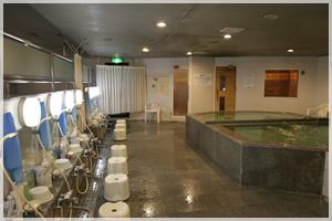 港区西麻布「アダムアンドイブ」浴室内画像