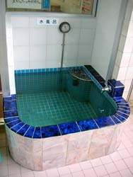 押上温泉「大黒湯」水風呂画像