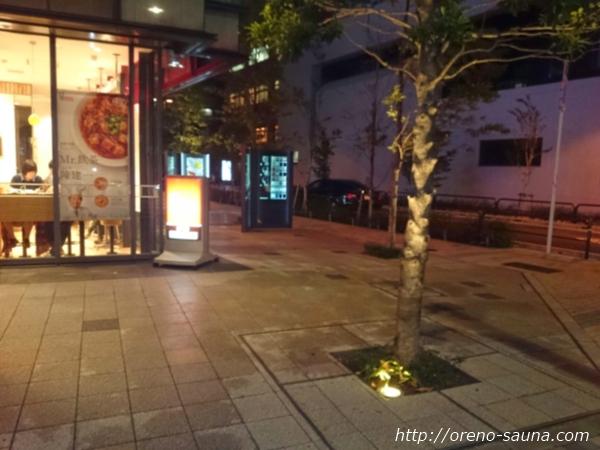 「神田アクアハウス江戸遊」ワテラス・モールの「ミスタードーナツ」画像