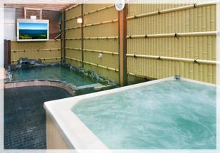 「グリーンプラザ新宿」ジャグジー風呂画像