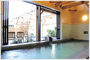 「小さな旅 川越温泉」風呂画像