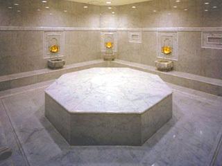 神戸三宮「神戸サウナ&スパ」トルコ式岩盤浴・ハマーム画像