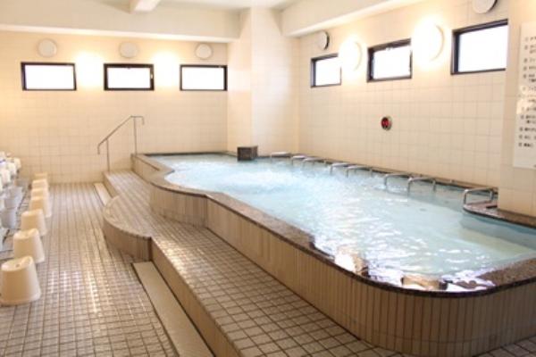 「港洋館みなとサウナ」大浴場画像