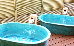 「東京荻窪天然温泉・なごみの湯」つぼ湯画像