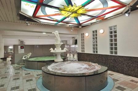 「サウナレインボー新小岩店」浴室画像