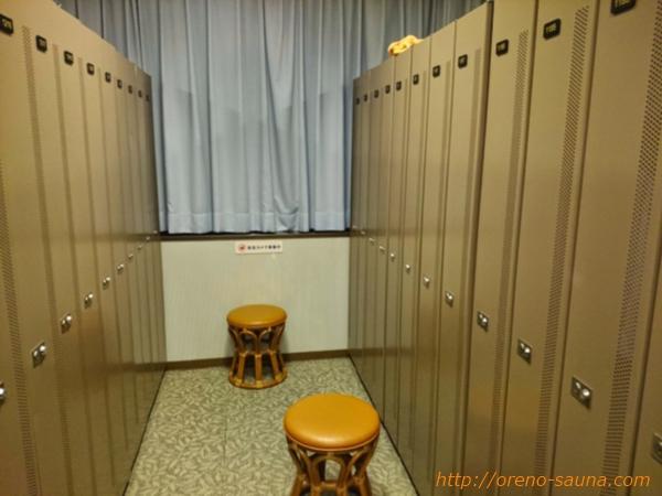 「ルーマプラザ」ロッカールーム画像