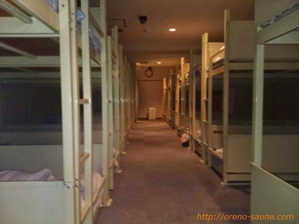 「ルーマプラザ」仮眠室画像