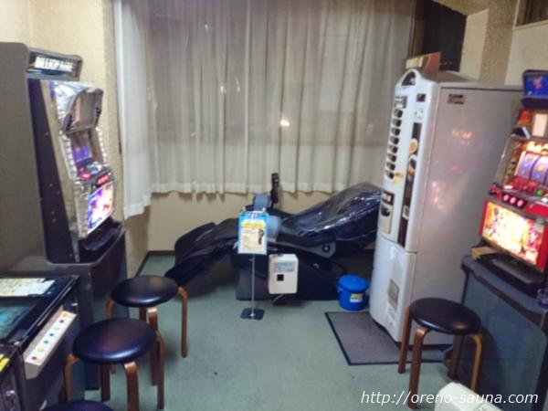「サウナセンター大泉」レストランメニュー画像