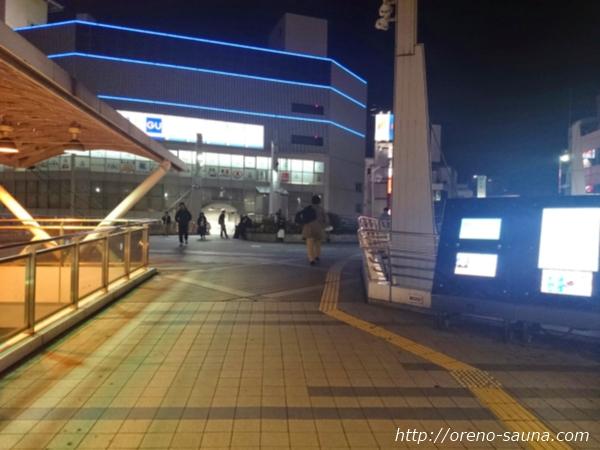 「横須賀中央駅」駅前画像