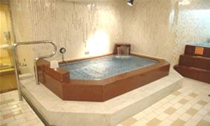 「サウナトーホー」水風呂画像