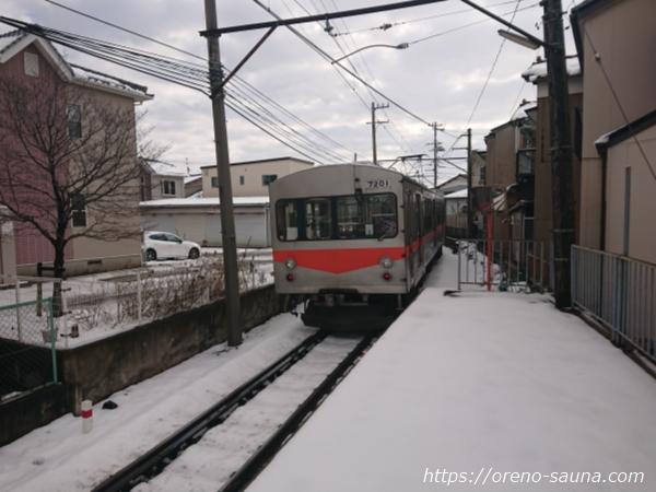 石川県金沢市北陸鉄道石川線「野々市駅」画像