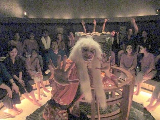 「横浜天然温泉 SPA EAS(スパ イアス)」ロウリュイベント画像
