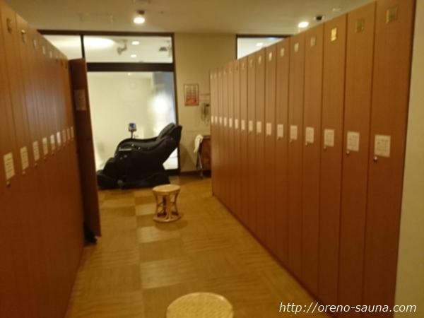 「spa-newjapan」ロッカールーム画像