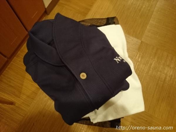 横浜「スパ・ニュージャパン」館内着画像
