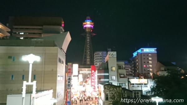 大阪府新世界通天閣画像