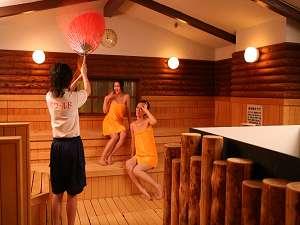 大阪府浪速区「スパワールド 世界の大温泉」のアウフグース「テマスカル」画像