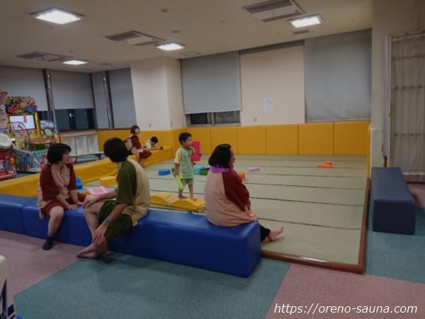 石川県金沢市「テルメ金沢」子供が遊べるスペース画像