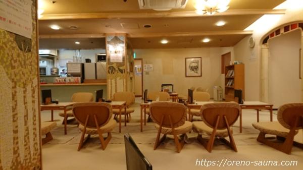 大阪府梅田「ニュージャパン 梅田店」レストラン画像