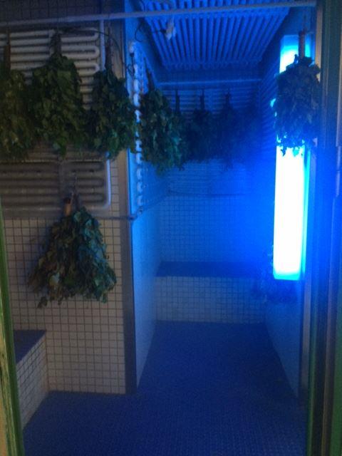 名古屋「ウェルビー栄店」冷凍サウナ画像