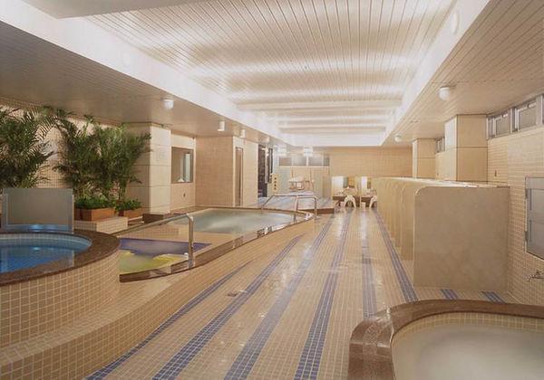 名古屋「ウェルビー栄店」水風呂画像